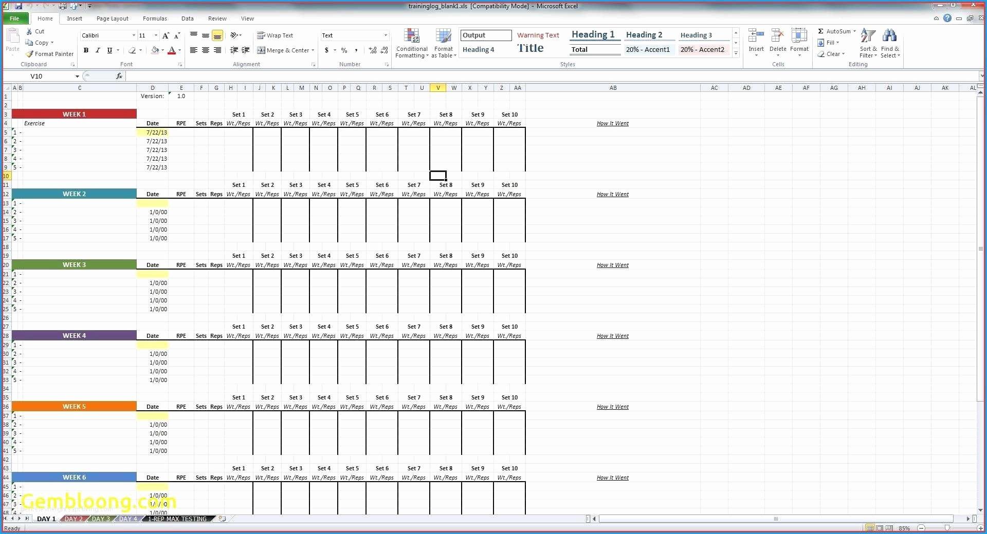 Employee Training Plan Template Unique Employee Training Tracker Excel Template Awe Inspiring