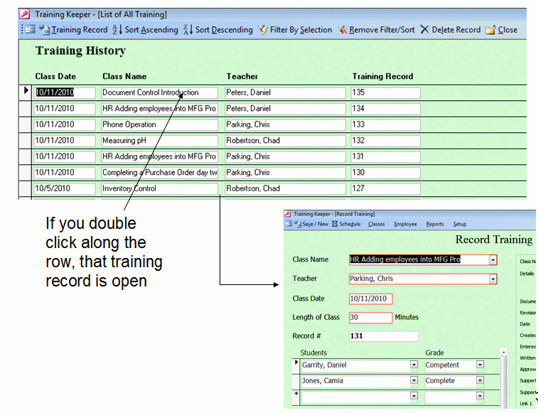 Employee Training Records Template Best Of Excel Employee Training Log Template Employee Vacation