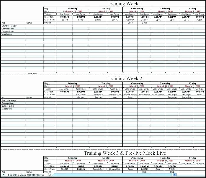 Employee Training Records Template Elegant Employee Training Log Template Staff and Development Excel