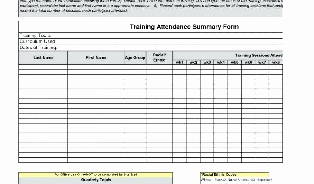 Employee Training Records Template Luxury Employee Training Records Template Excel Free Record Staff