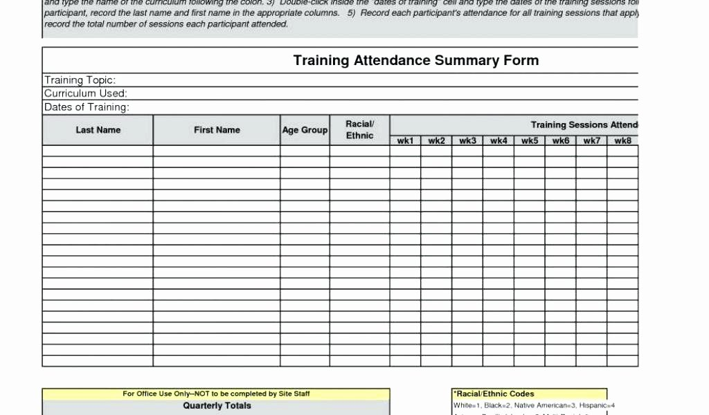 Employee Training Records Template Unique Employee Training Record Template Excel Archives