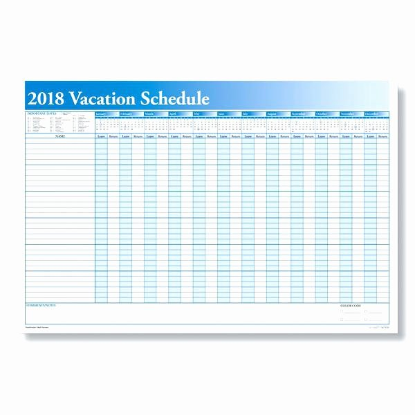 Employee Vacation Tracker Template Lovely Employee Time Off Tracker Template – Cassifields