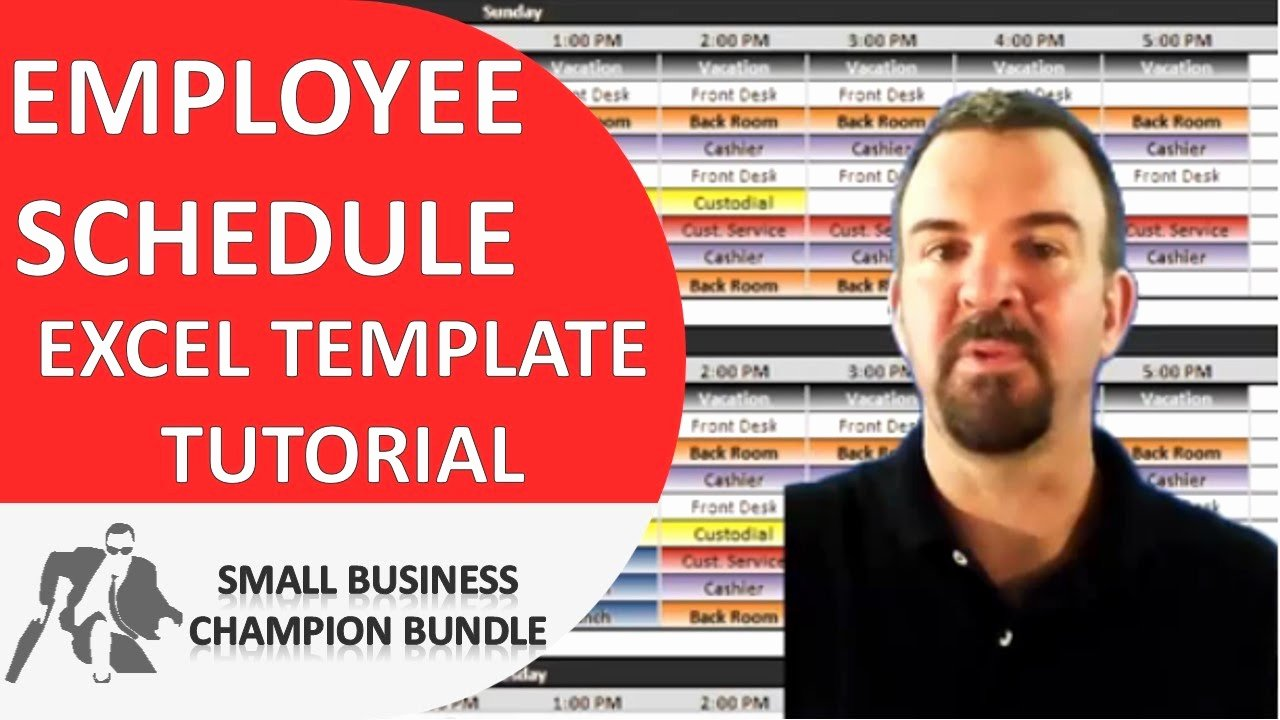 Employees Schedule Template Free New Employee Schedule Template Excel Shift Planner