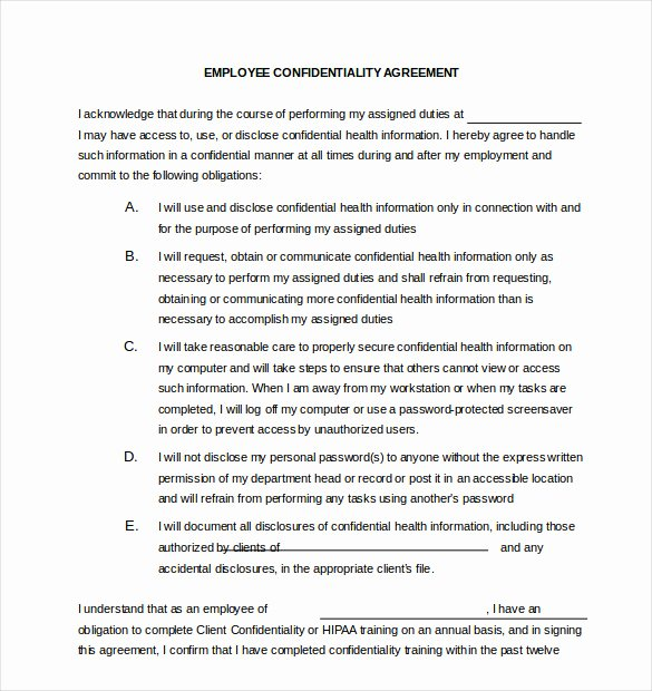 Employment Contract Template Word New Printable Contract Templates