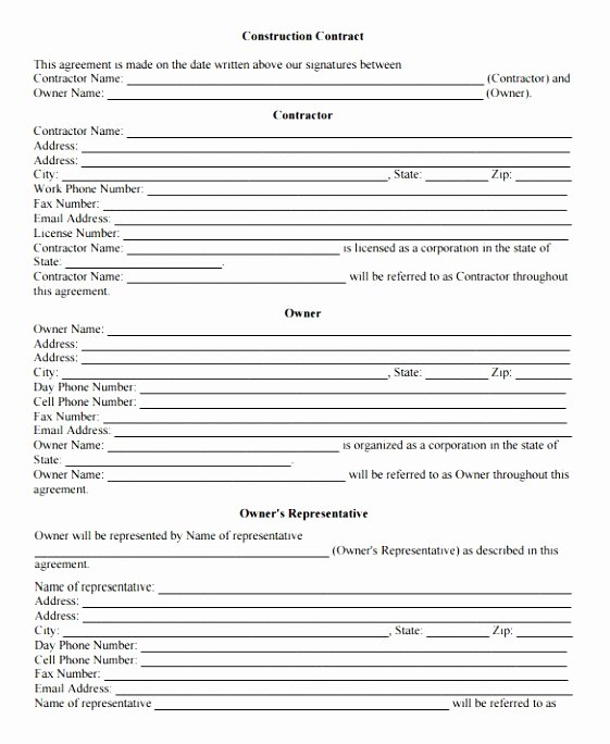 Employment Contract Template Word Unique 8 Zero Hour Contract Template Huyup