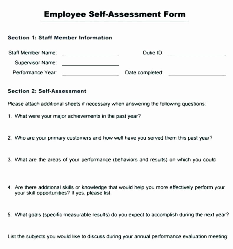 Employment Skills assessment Template Luxury Free Skills assessment Template Employee Skills Gap