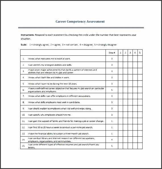 Employment Skills assessment Template New Pin Job Search Skills assessment to Pinterest