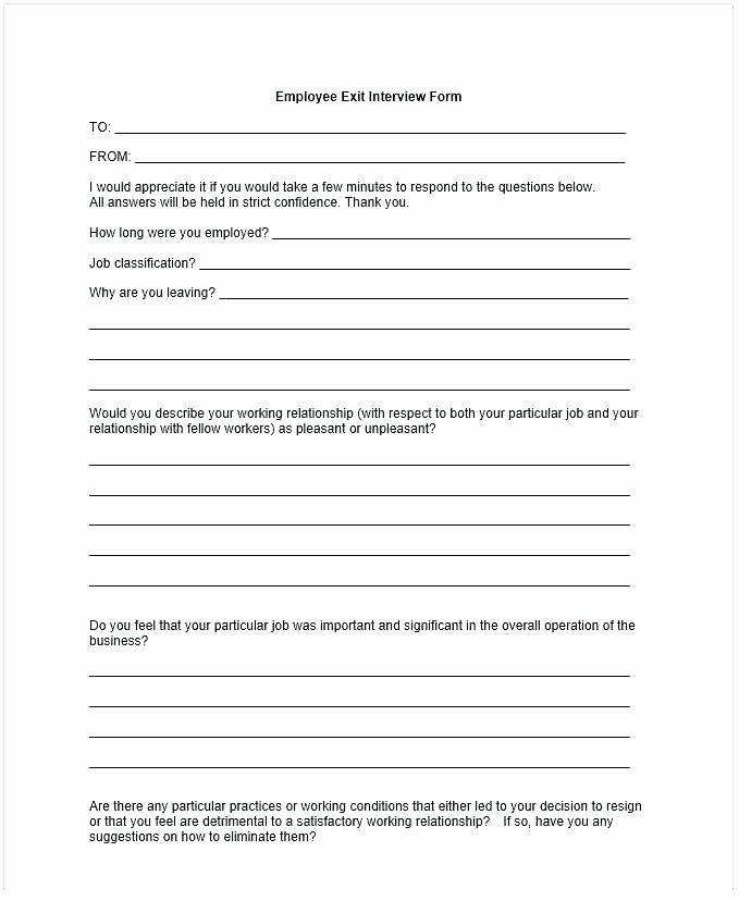 Employment Termination Checklist Template Inspirational Employee Personnel File Template Checklist forms – Teran