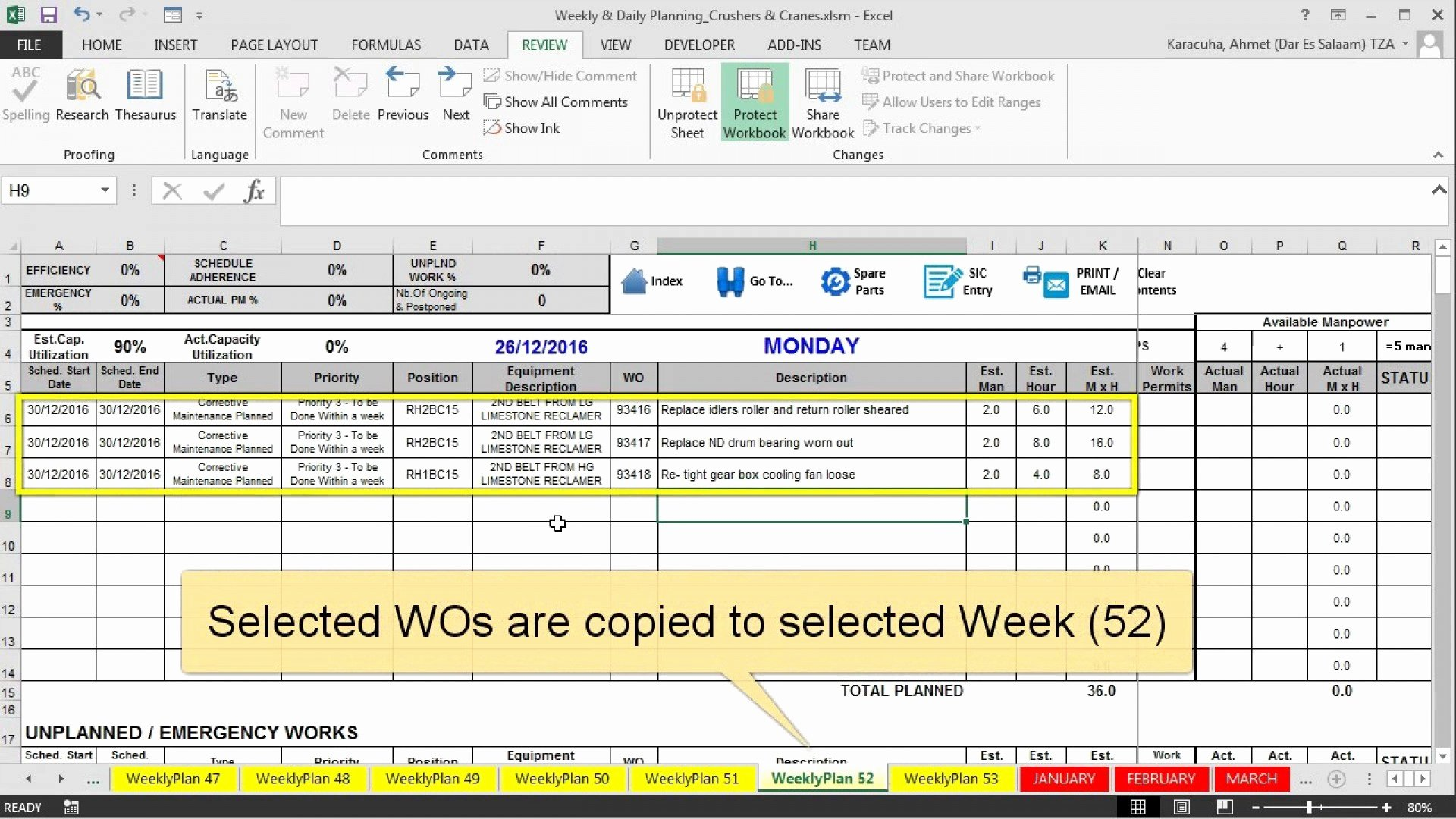 Equipment Maintenance Schedule Template Excel Best Of Equipment Maintenance Schedule Spreadsheet for 003 Vehicle