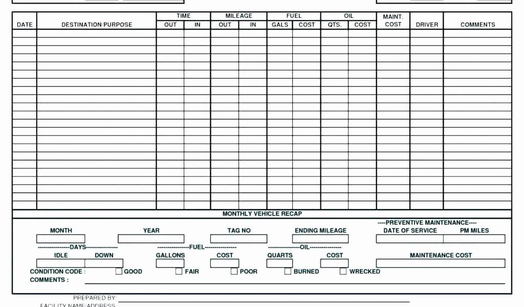 equipment schedule template equipment maintenance heavy equipment maintenance schedule template excel
