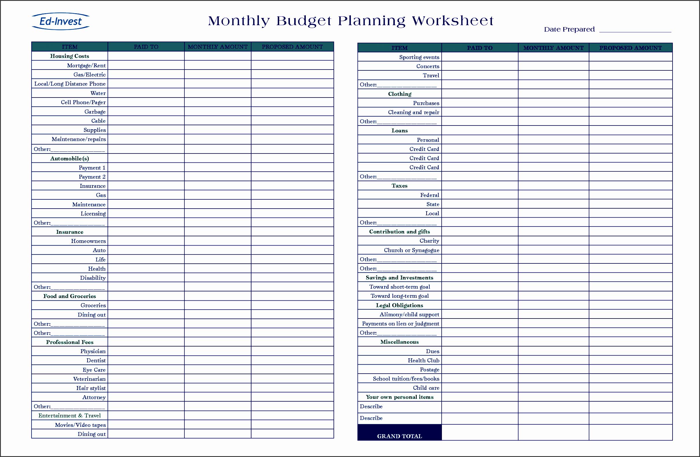 Estate Planning Template Excel New 9 Free Estate Planning Checklist In Excel
