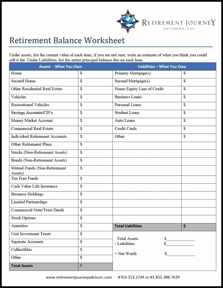 Estate Planning Worksheet Template Elegant Retirement In E Planning Spreadsheet – Spreadsheet Template