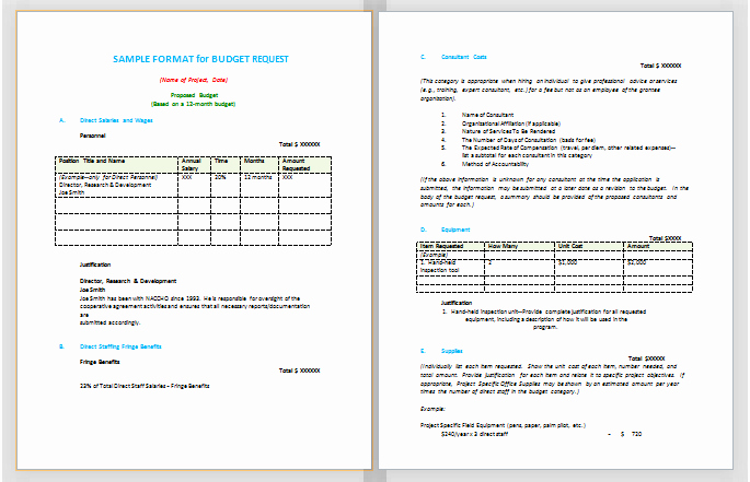 Event Budget Proposal Template Elegant Document Templates October 2015
