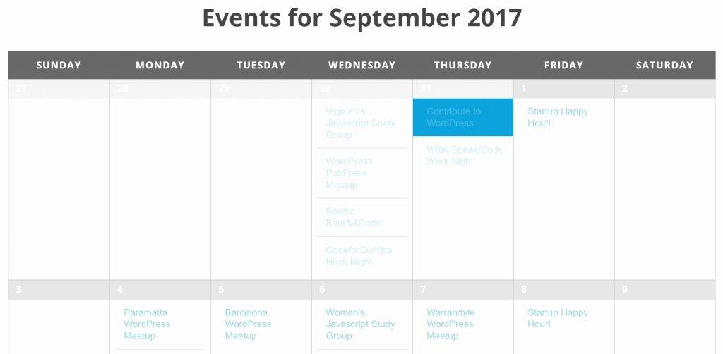 Event Calendar Template for Website Beautiful 9 Best event Calendar Plugins for Wordpress 2018 – athemes