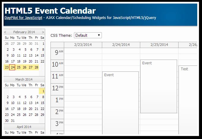 Event Calendar Template for Website Beautiful Free Website Template Code Free software