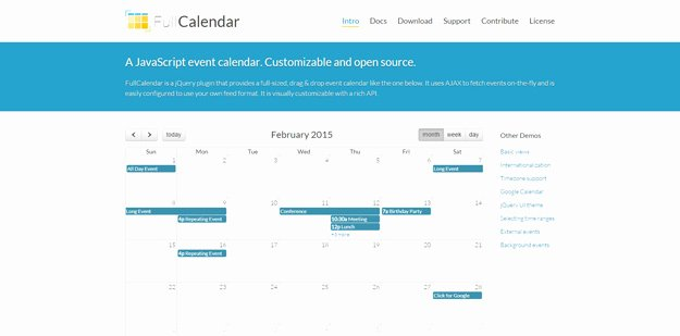 Event Calendar Template for Website Elegant Open source Website Templates events Calendar List