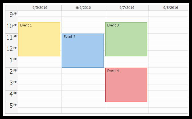 Event Calendar Template for Website Unique Open source Website Templates events Calendar List