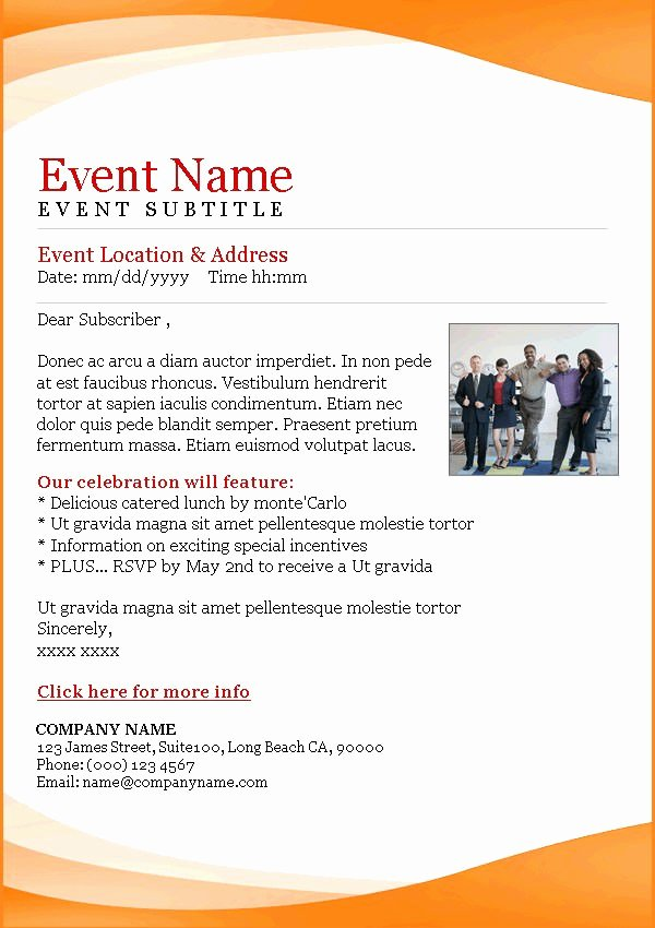 Event Invitation Email Template Awesome 27 Email Invitation Templates Psd Vector Eps Ai