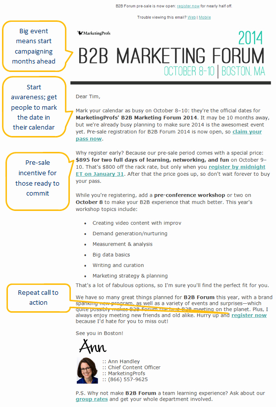 Event Invitation Email Template Fresh Irresistible Invitation Emails for Webinars and events