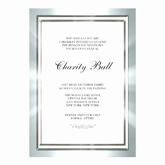 Event Invitation Email Template New Business Invitation Sample Ion formal Letter Example