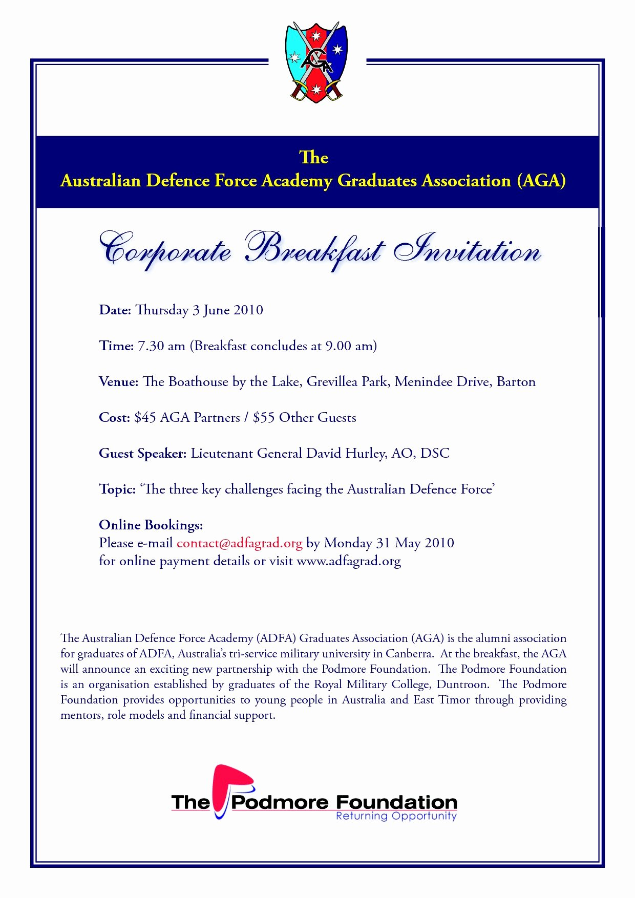 Event Invitation Email Template Unique Sample Invitation Email for An event New Business