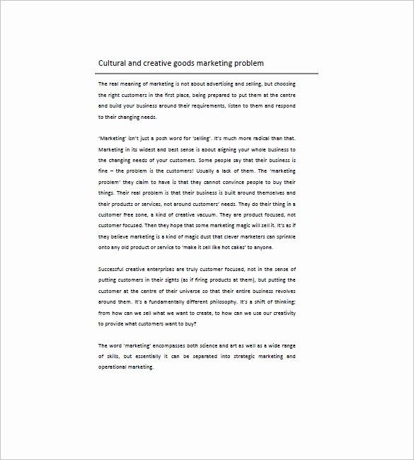 Event Marketing Plan Template Elegant event Marketing Plan Template – 17 Free Word Excel Pdf