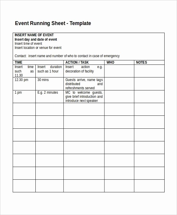 Event One Sheet Template Best Of event Check In Sheet to Pin On Pinterest Pinsdaddy