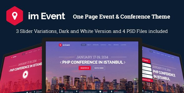 Event One Sheet Template Elegant Im event E Page event and Conference Template by