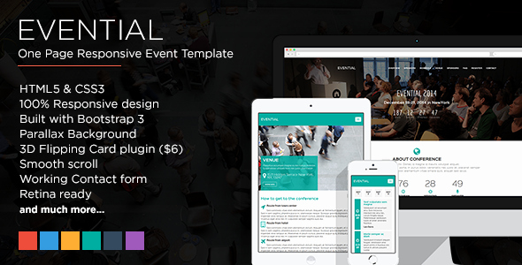Event One Sheet Template Lovely 20 Best Responsive Entertainment Landing Page Templates