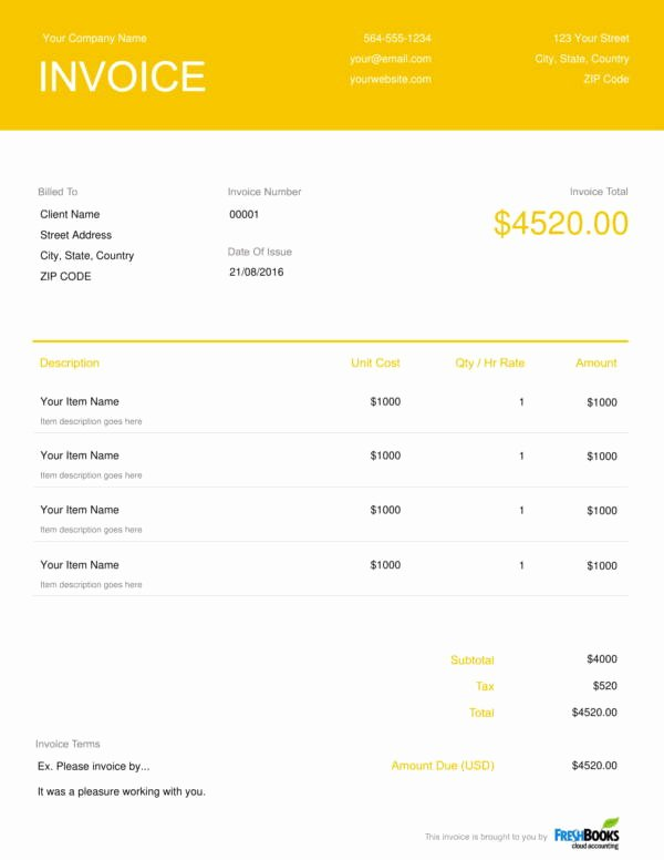 Event Planner Invoice Template Elegant 10 event Planning Invoice Samples & Templates – Pdf
