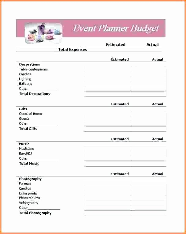 Event Planner Invoice Template Fresh event Invoice Template event Invoice Template event