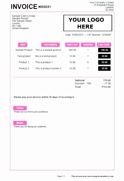 Event Planner Invoice Template Unique 8 event Planning Invoice Template Reruu
