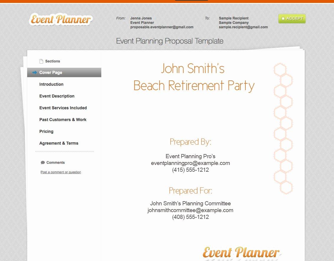 Event Planner Website Template Beautiful Wedding Planner Quotation Template