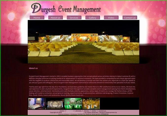 Event Planner Website Template Fresh event Planning Website Templates 2016