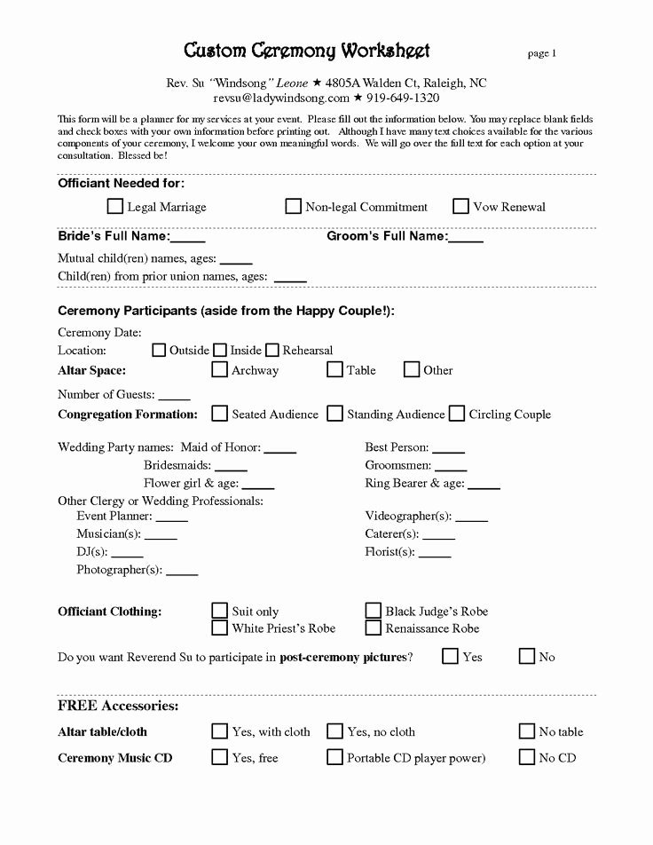 Event Planning Contract Template Elegant Free Wedding Planner Contract Template