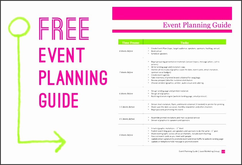 Event Planning Proposal Template Elegant 5 Printable Church event Planning Checklist