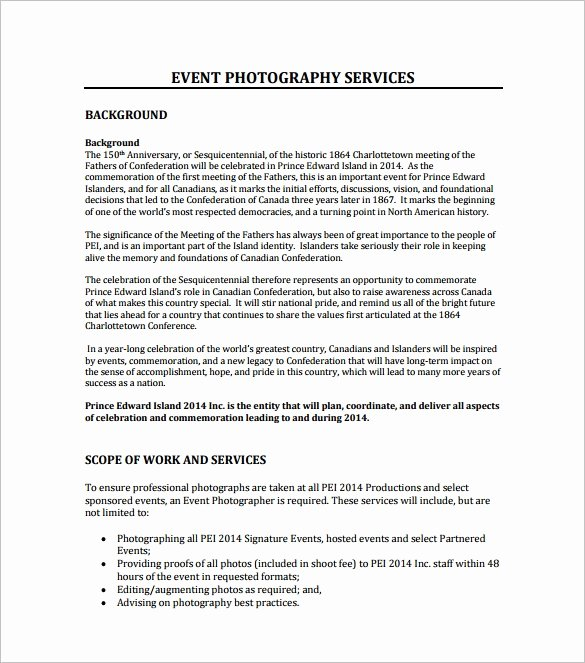 Event Planning Proposal Template Lovely event Proposal Template 21 Free Word Pdf format