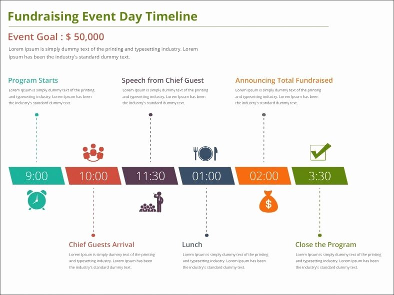 Event Planning Timeline Template New 5 event Timeline Templates Free Word Pdf Ppt format