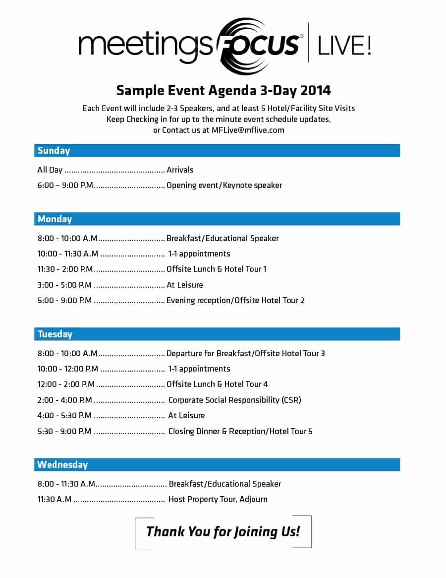 Event Program Template Word Best Of Sample Workshop Registration form Templ event Booking