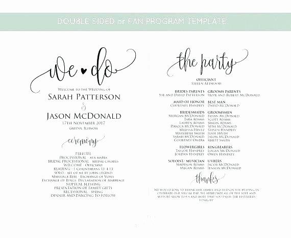 Event Program Template Word Luxury 95 Dinner event Program Template Banquet Agenda