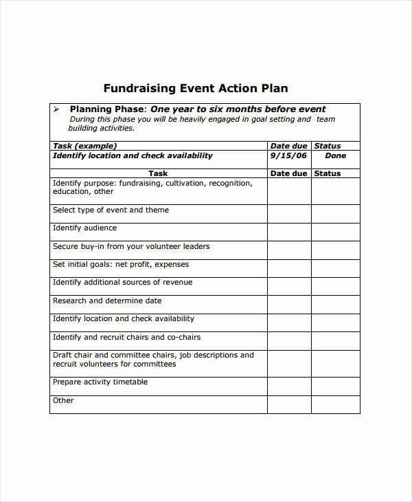 Event Project Plan Template Best Of 10 event Plan Examples & Samples Pdf Word Pages