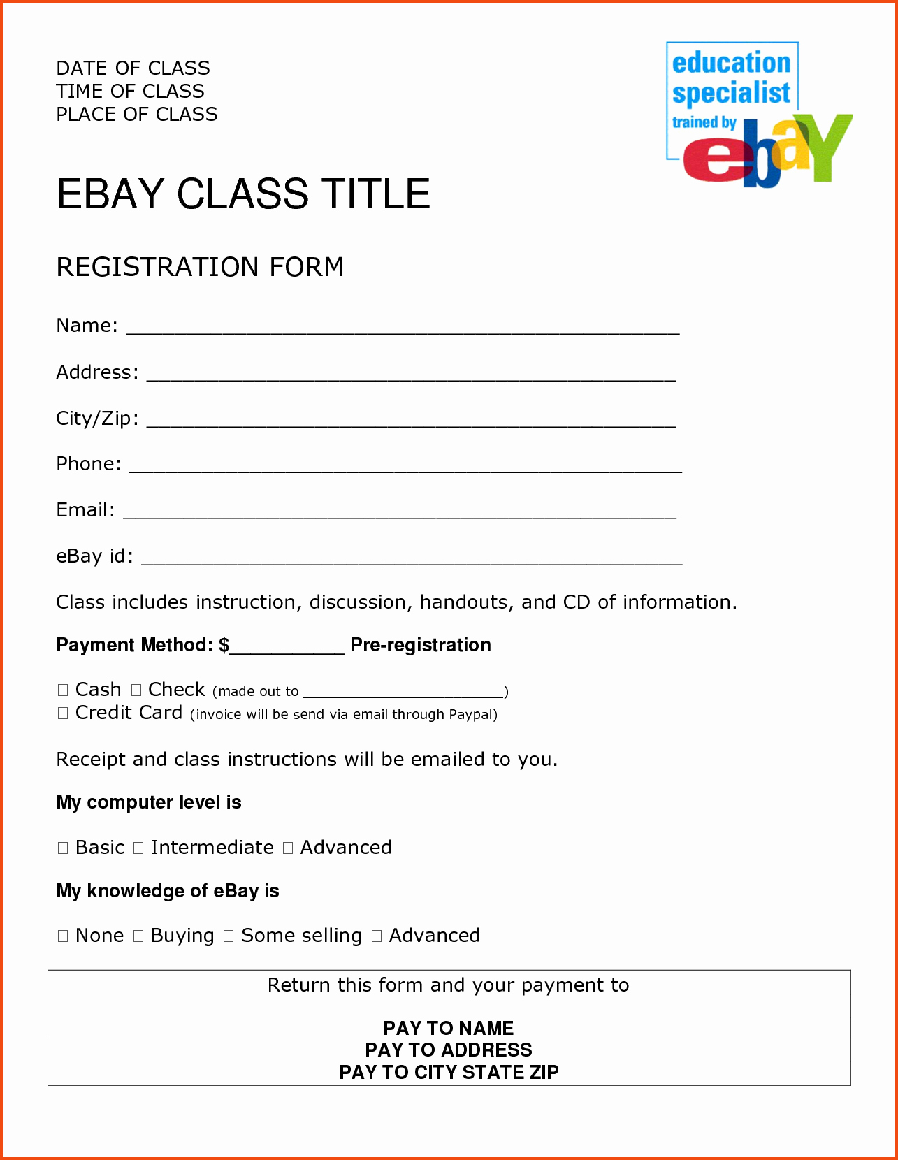 Event Registration form Template Word Beautiful event Registration form Template Word Bamboodownunder