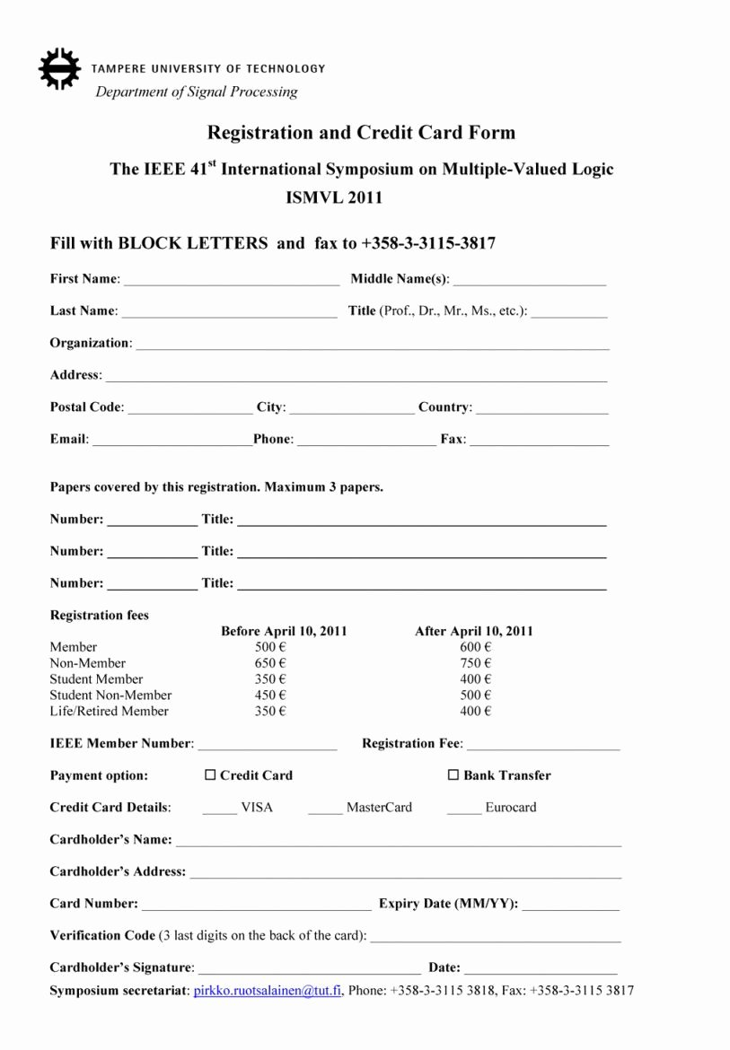 Event Registration form Template Word Beautiful event Registration form Template Word