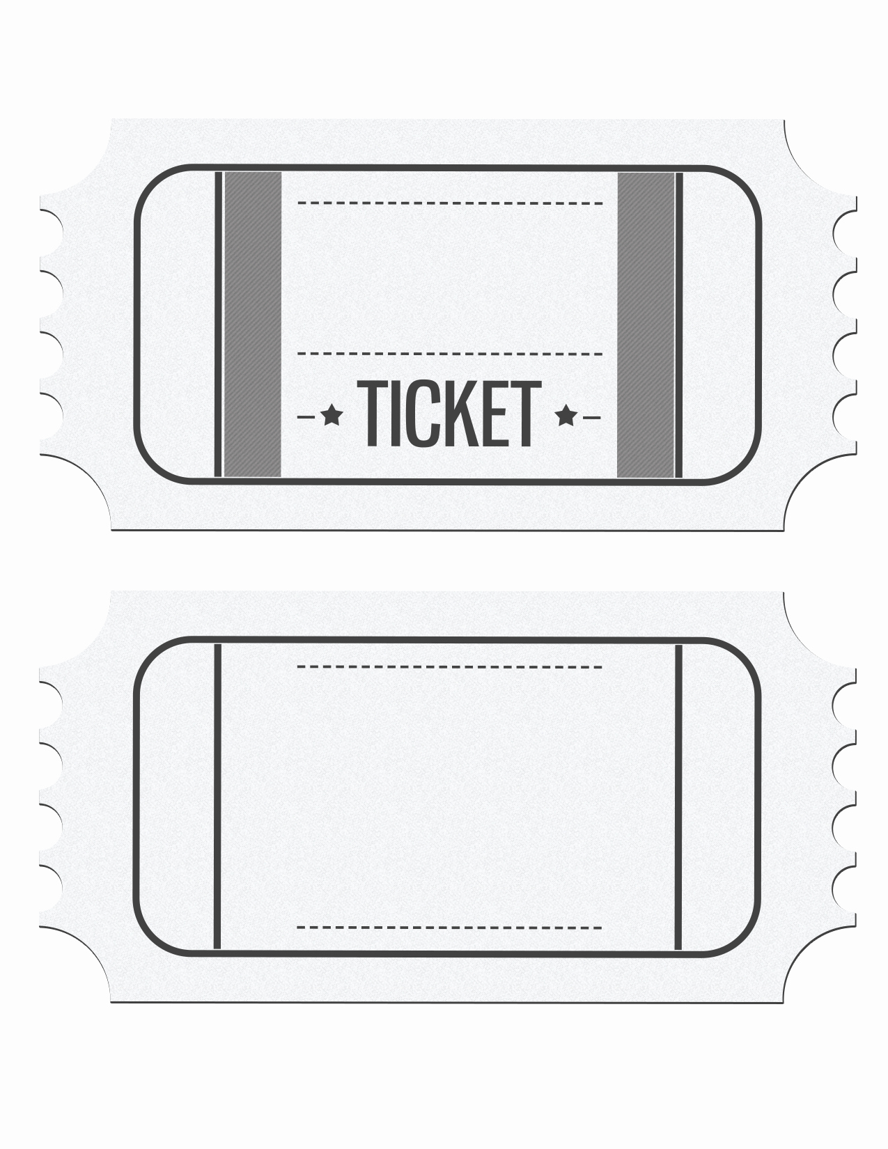 Event Ticket Template Word Luxury Raffle Tickets Template Word Bamboodownunder