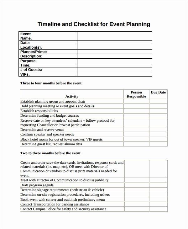 Event Vendor Application Template New 7 Vendor List Templates