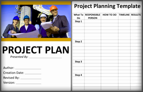 Example Of Project Plan Template Best Of 8 Project Plan Examples – Download Free Sample