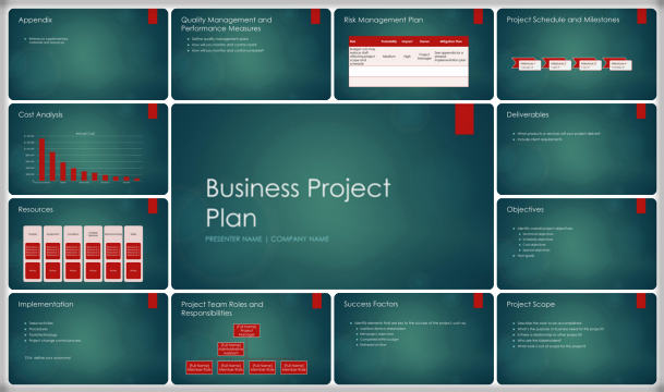 Example Of Project Plan Template Luxury 8 Project Plan Examples – Download Free Sample