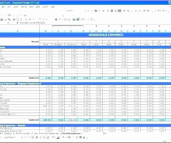 Excel Annual Budget Template Luxury Yearly Business Bud Template New Business Et Template