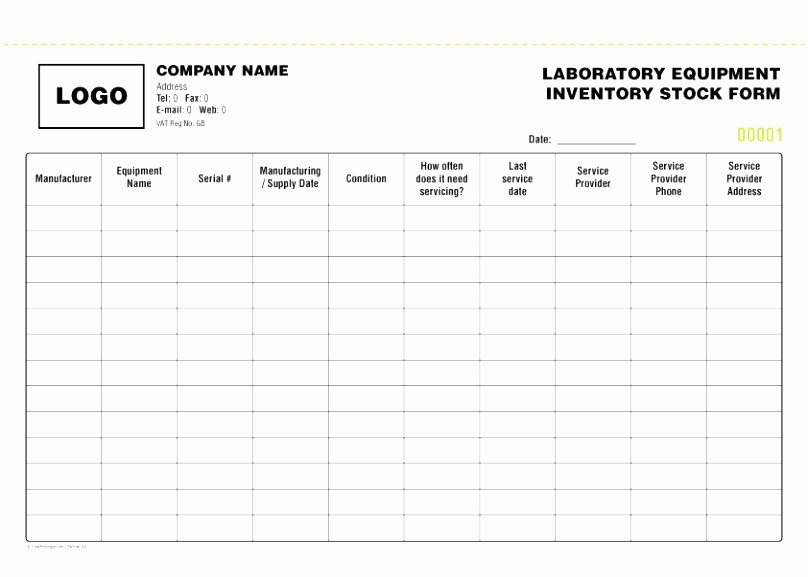 Excel Book Inventory Template Unique 5 Key Control form Template Tetex