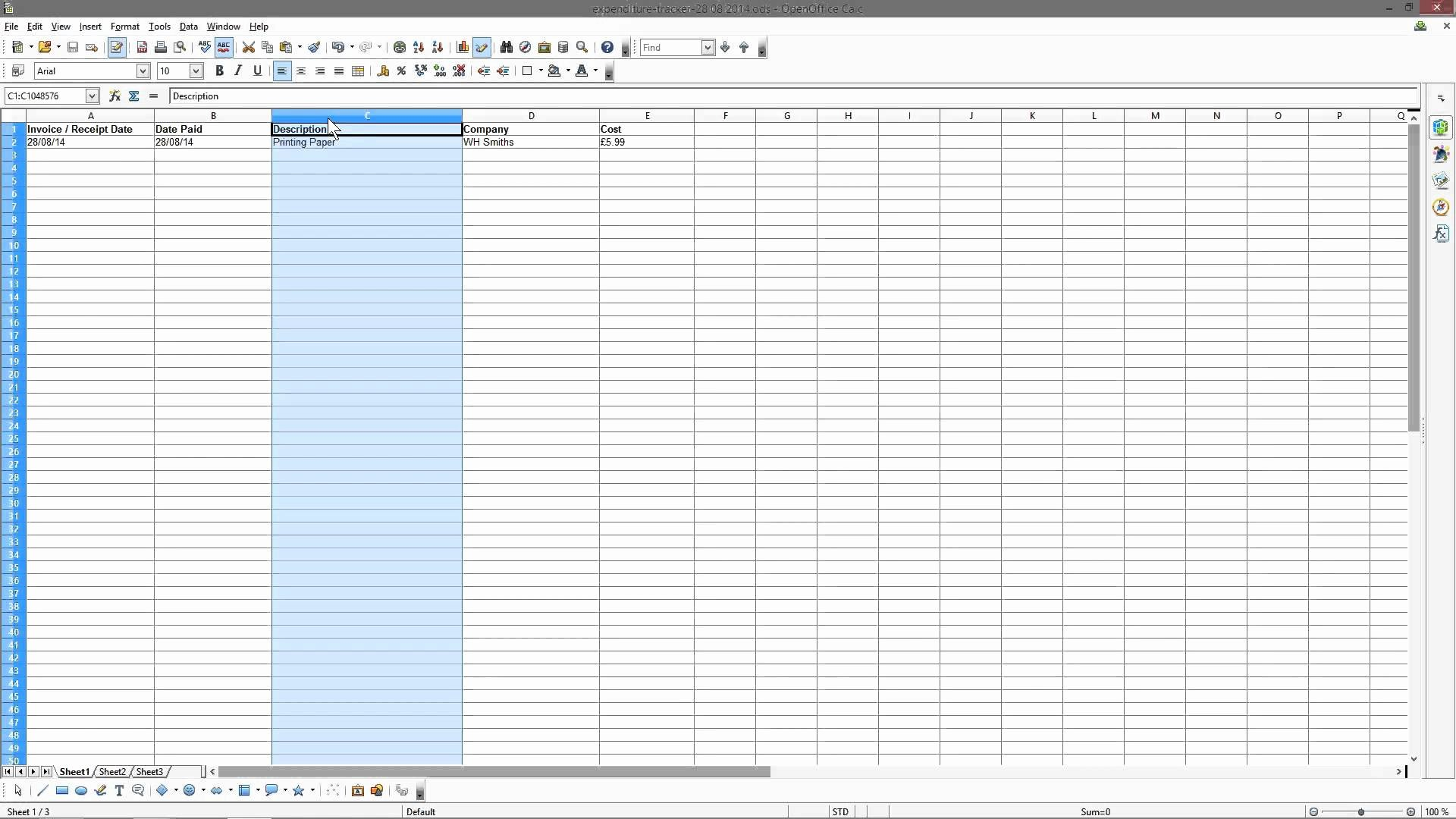 Excel Business Expenses Template Fresh Yearly Business Expenses Template Business Spreadshee